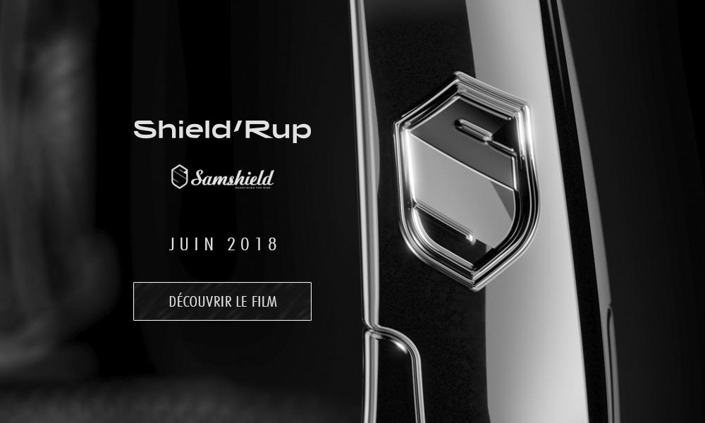 L'étrier Shield'Rup par Samshield