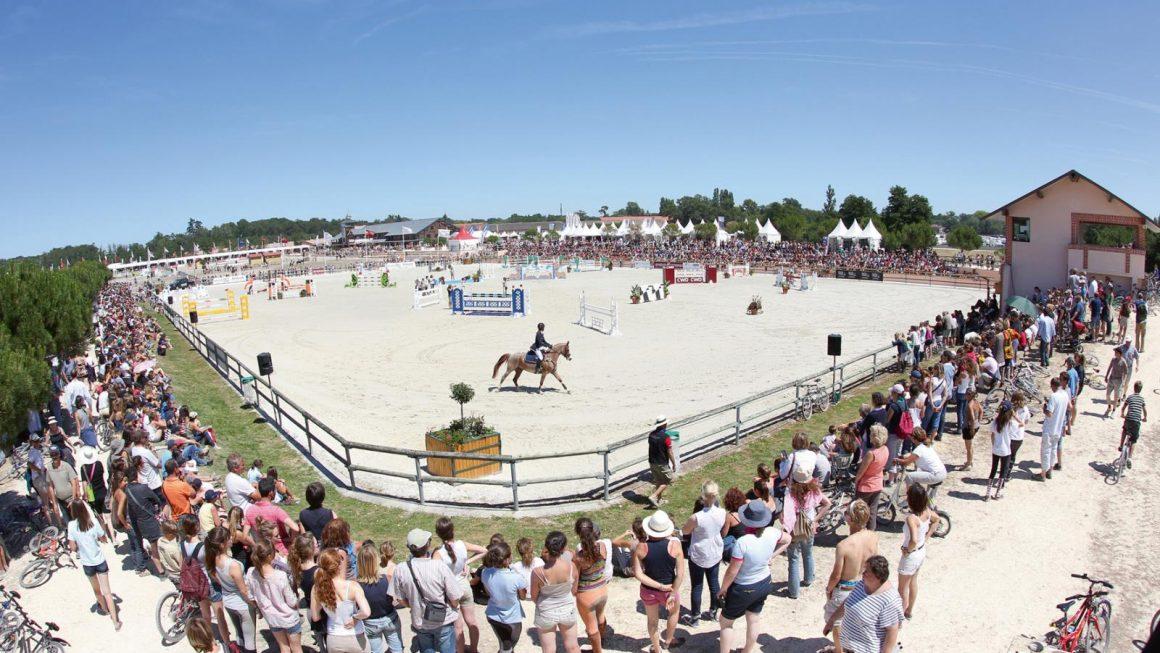 Annulation des championnats de France d'équitation :