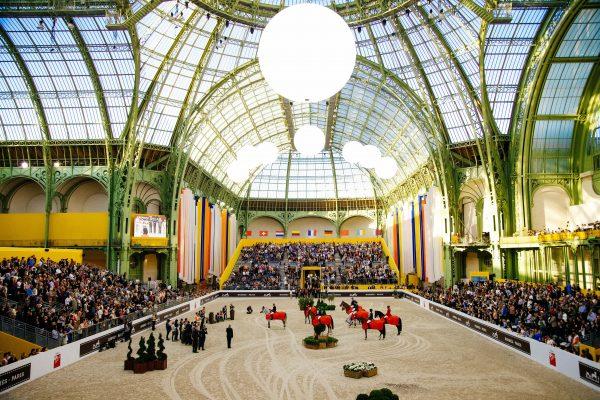 Des changements pour le saut Hermès et le Paris Eiffel Jumping ?