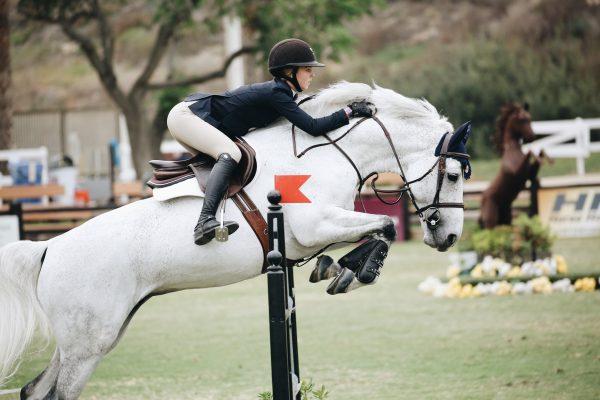 Quand beauté/soin du cavalier et équitation vont de pair :