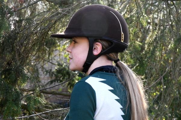 Entretenir son casque d'équitation :