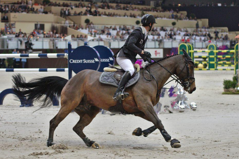 CHI Genève 2013 – 20131215 – Steve Guerdat et Nino des Buissonnets