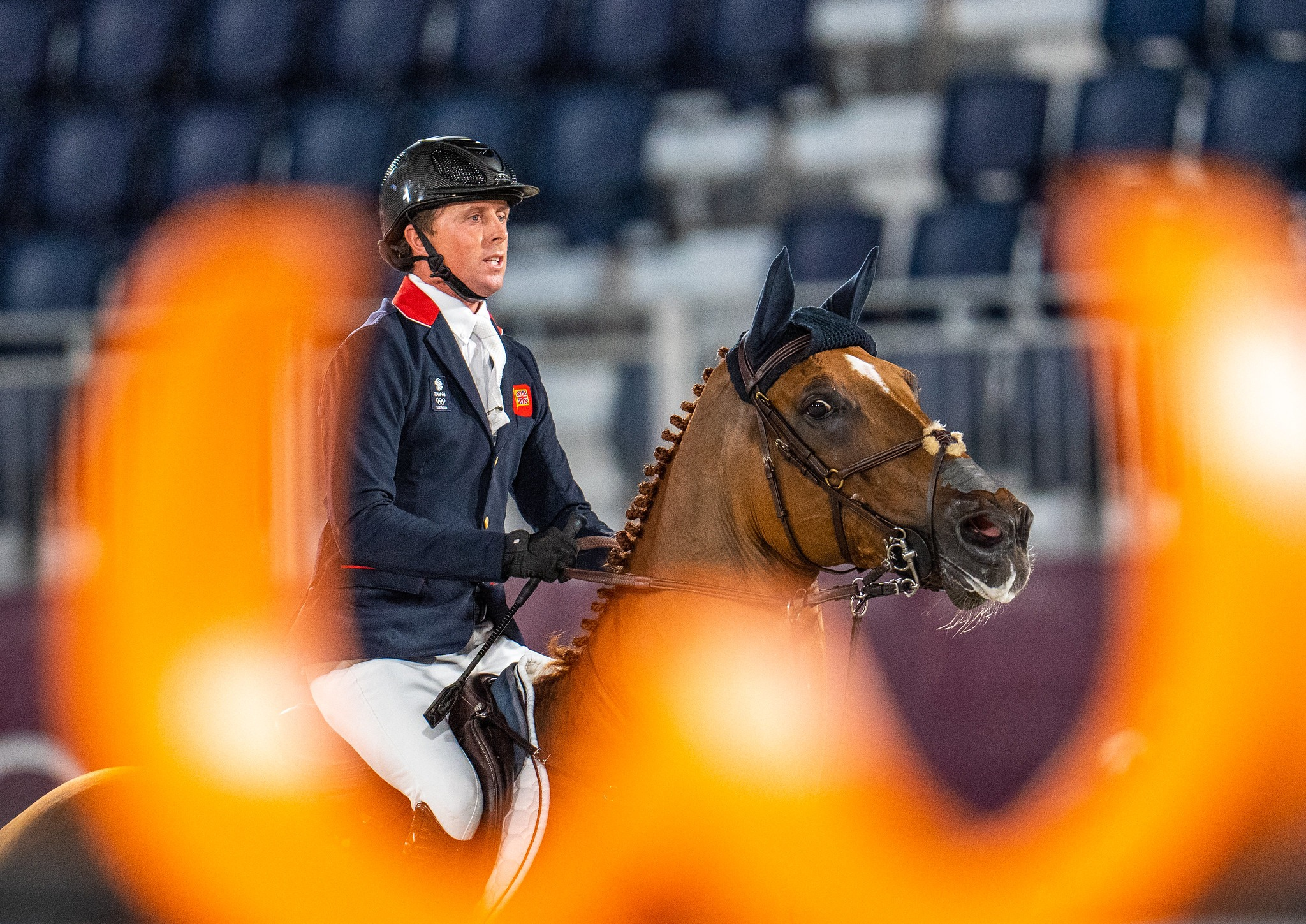 Ben Maher champion olympique tokyo